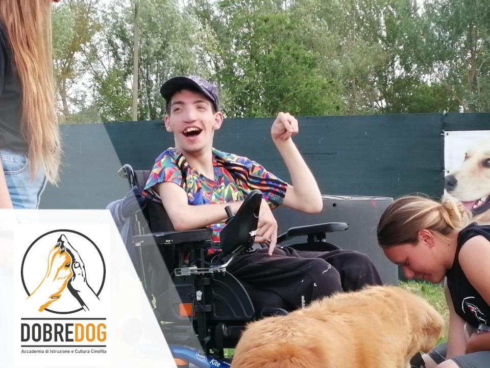 Caredog - progetto socio assistenziale tra il Centro Cinofilo Dobredog e Caregivers Pisa