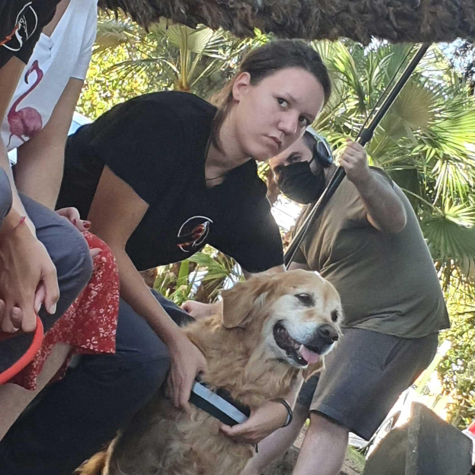 Riprese del docufilm sulla pet therapy