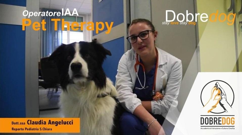 Pet Therapy Corso Avanzato Coadiutore del Cane IAA