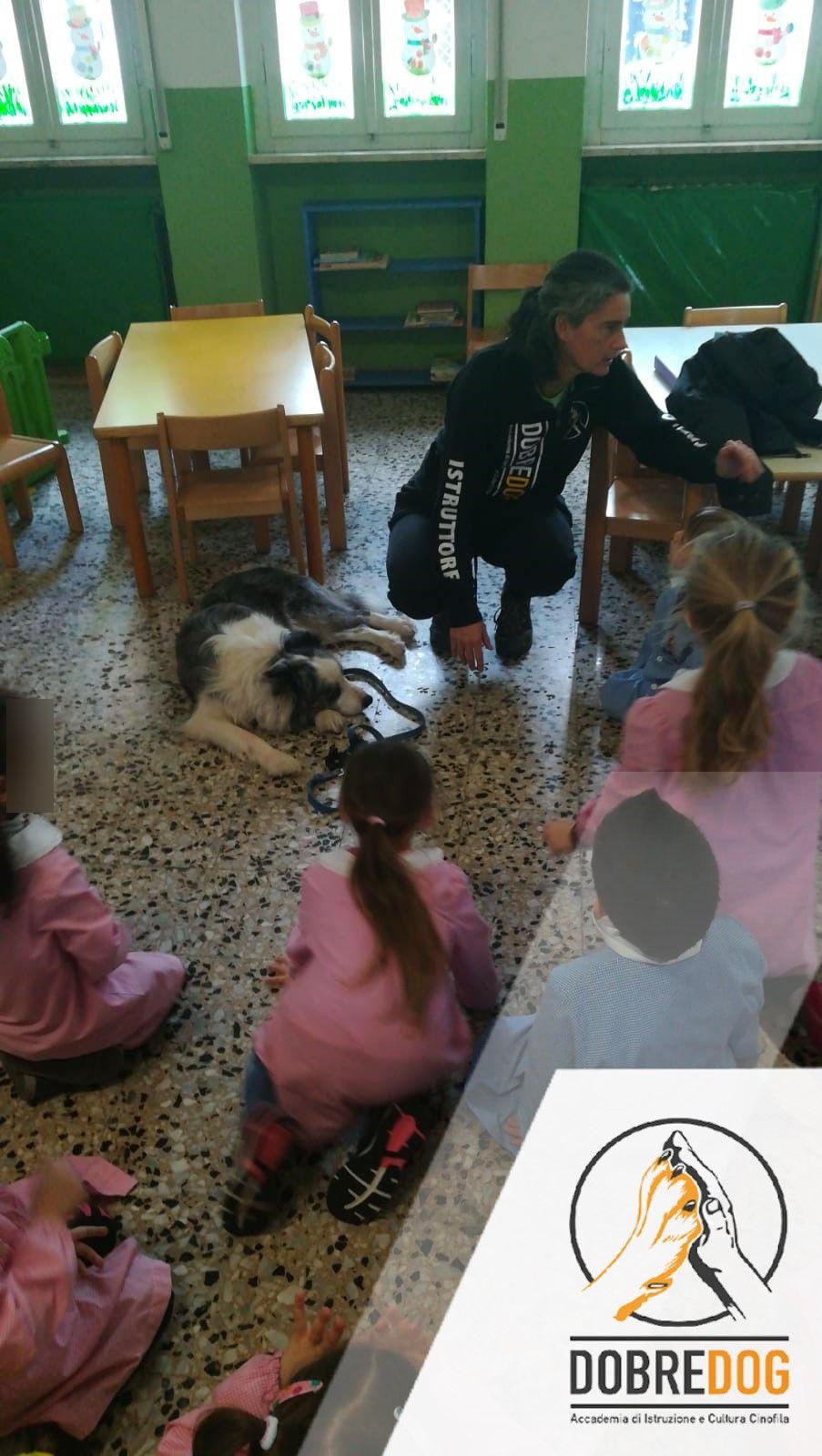 Conoscere il cane - progetto ludico motorio ai bambini delle scuole elementari