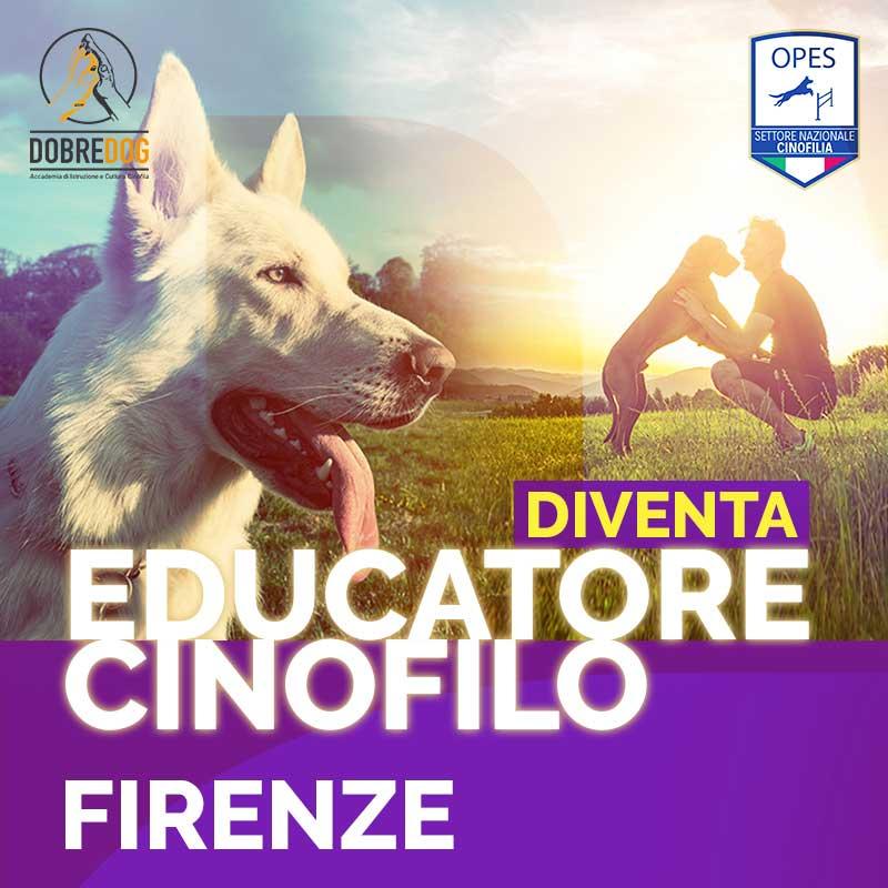 Corso Educatore Cinofilo Firenze