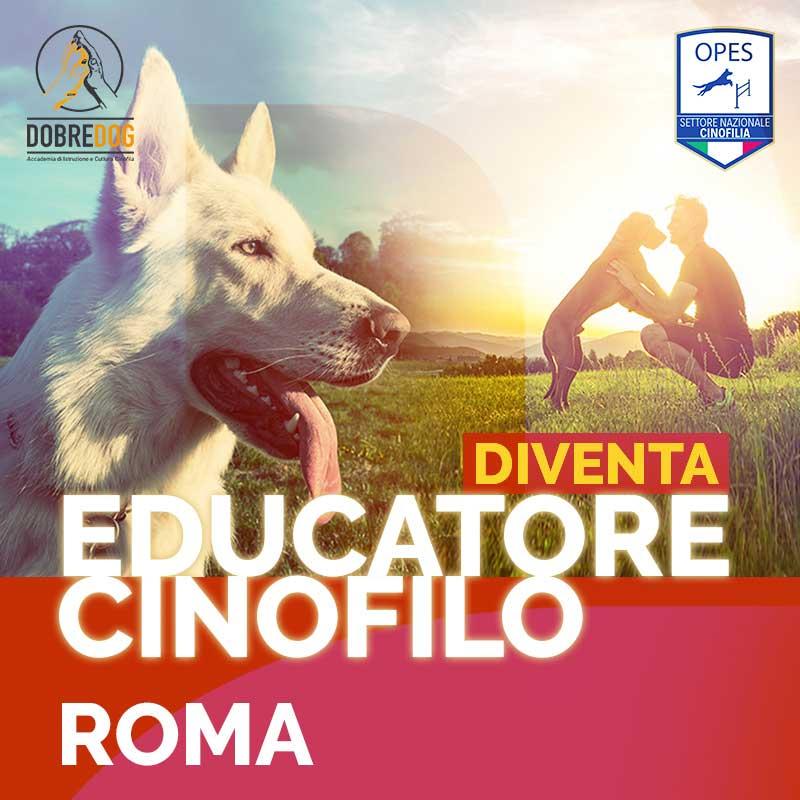 Educatore Cinofilo Roma