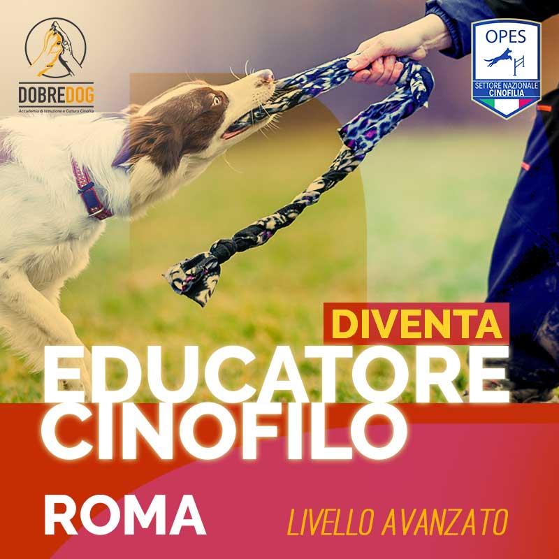 Corso educatore cinofilo Roma